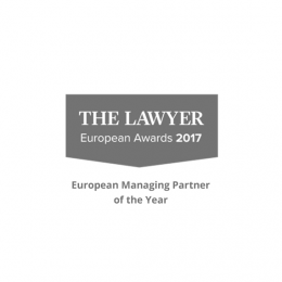 The Lawyer European Awards 2018